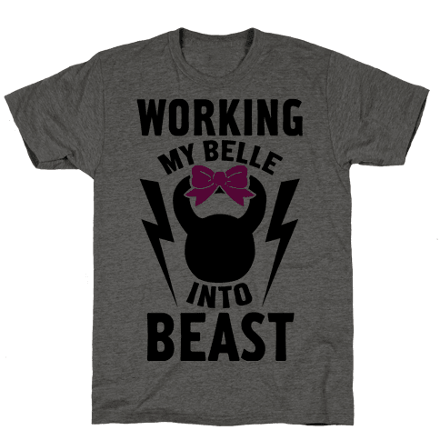Working My Belle Into Beast