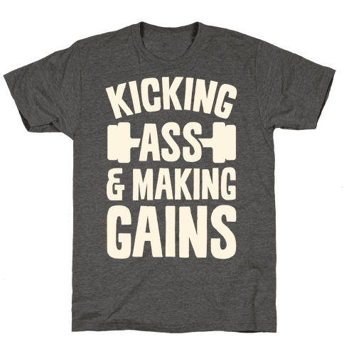 Kicking Ass & Making Gains