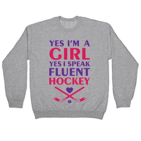 Fluent Hockey Pullover
