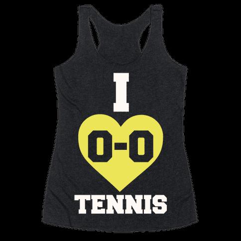 I 0-0 Tennis