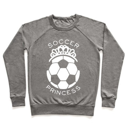 Soccer Princess (Tank) Pullover