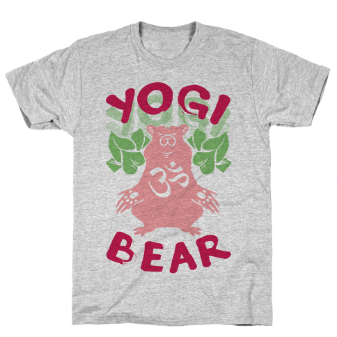 Yogi Bear Mens T-Shirt