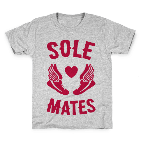 Sole Mates Kids T-Shirt