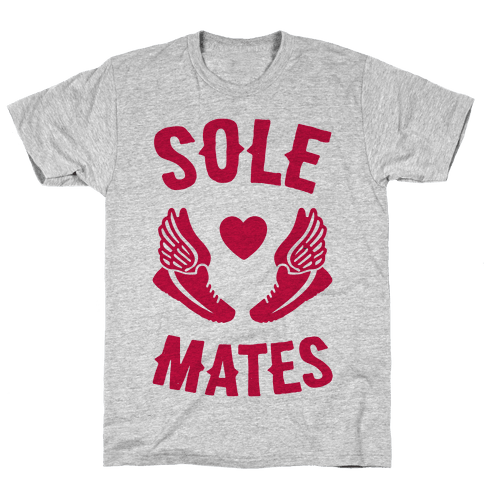 Sole Mates Mens T-Shirt