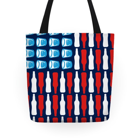United Drinks of America Tote