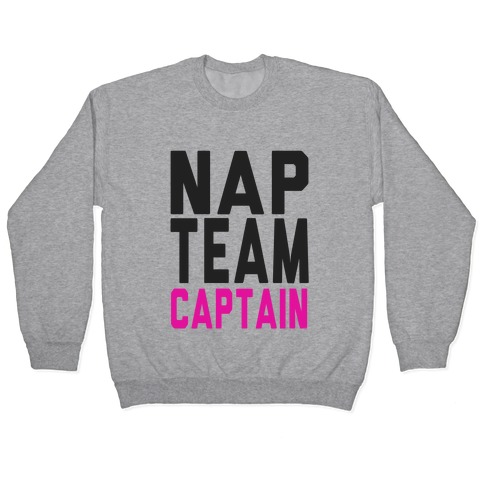 Nap Team Captain (Tank) Pullover