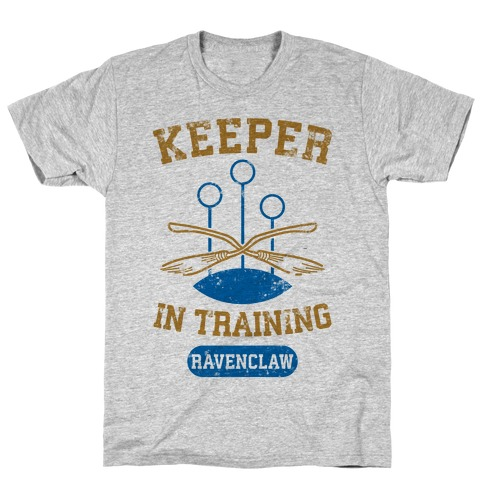 Keeper In Training (Ravenclaw) T-Shirt