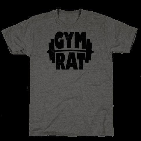 Gym Rat Crop Top