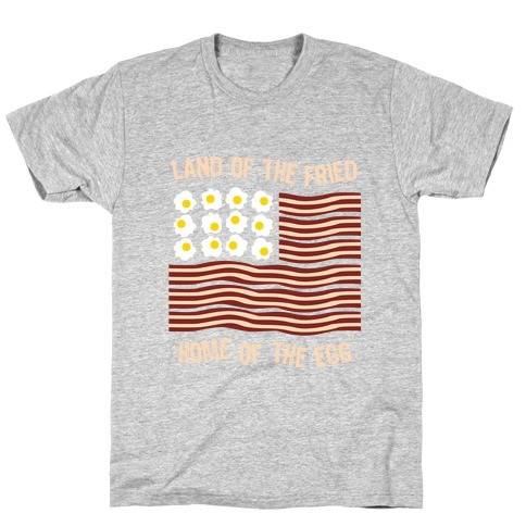 Land of the Fried Mens T-Shirt