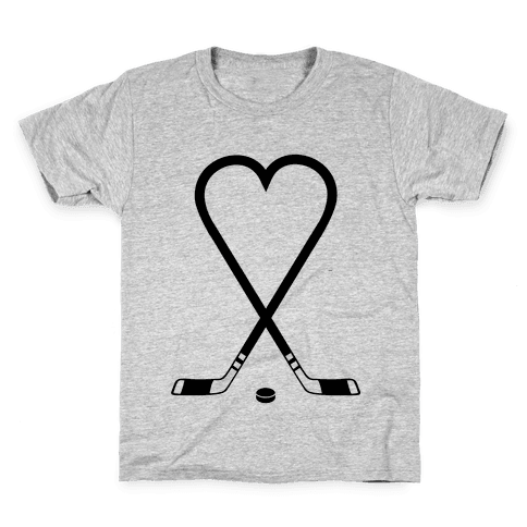 Hockey Love Kids T-Shirt