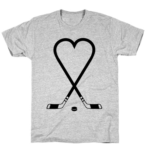 Hockey Love T-Shirt