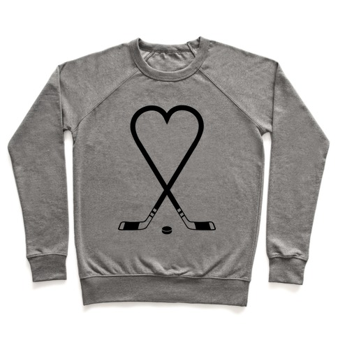 Hockey Love Pullover
