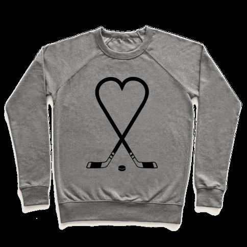 Hockey Love Pullover