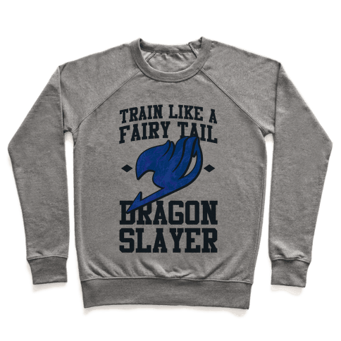 Train Like a Fairy Tail Dragon Slayer (Wendy) Pullover