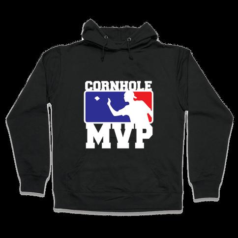 Cornhole MVP Hooded Sweatshirt