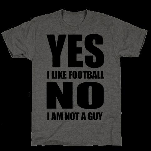 Girls Like Football Too