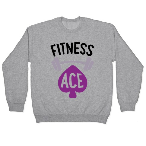 Fitness Ace Pullover