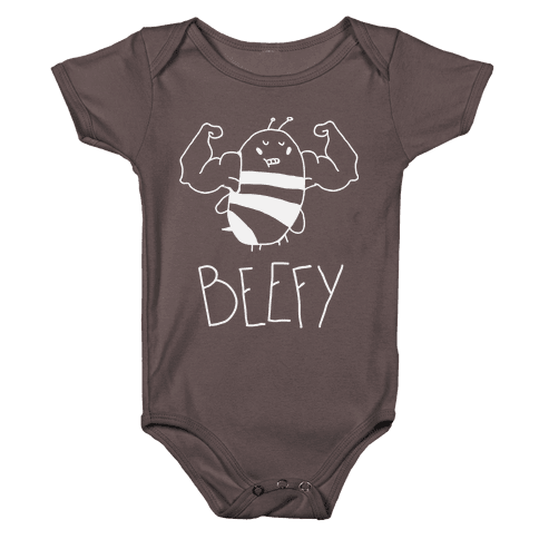 Beefy Baby One-Piece