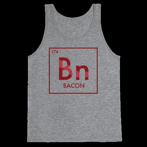 Bacon Science Tank Top