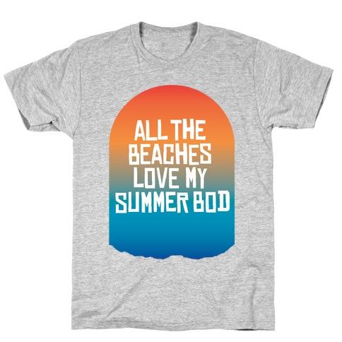 All the Beaches T-Shirt
