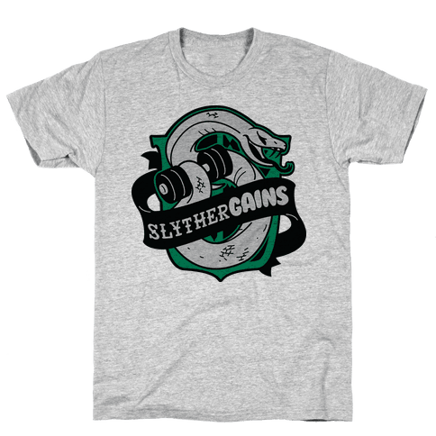 SlytherGAINS Mens T-Shirt