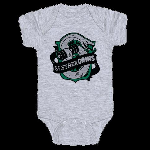 SlytherGAINS Baby Onesy