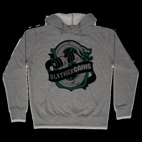 SlytherGAINS Hooded Sweatshirt