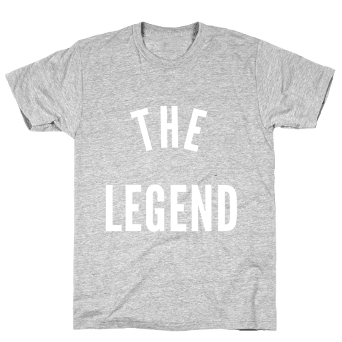 The Legend Mens T-Shirt