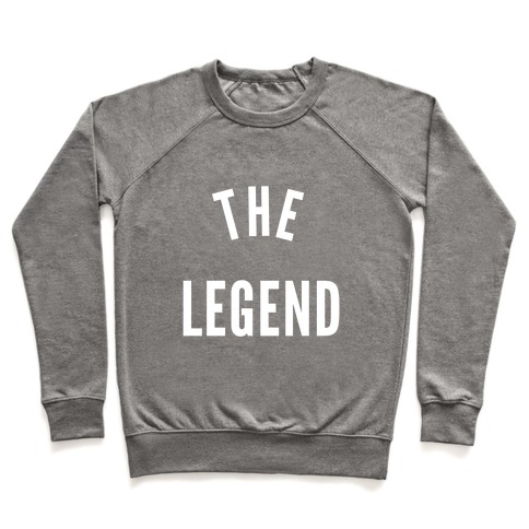 The Legend Pullover