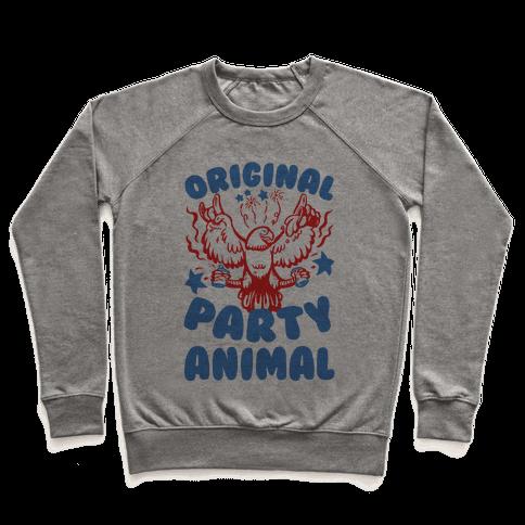 Original Party Animal Pullover