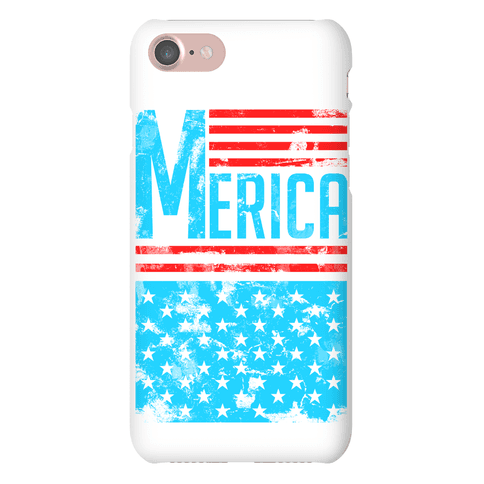 Merican Pride Phone Case