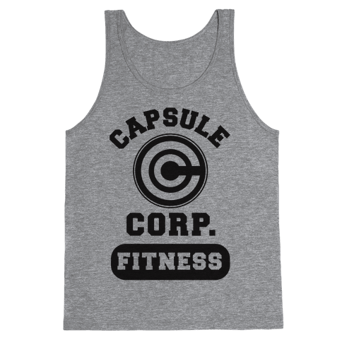 Capsule Corp. Fitness Tank Top