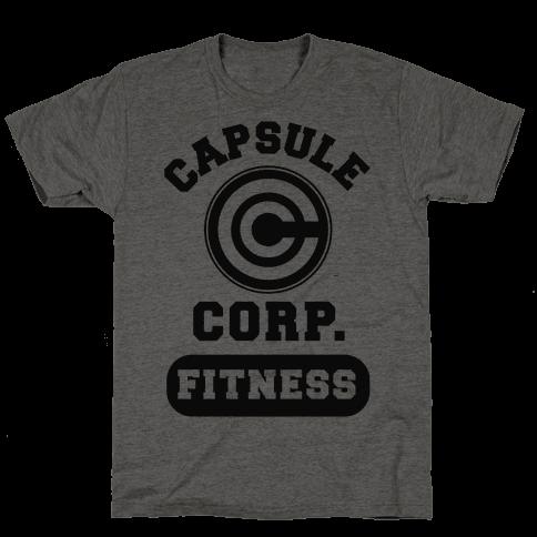 Capsule Corp. Fitness