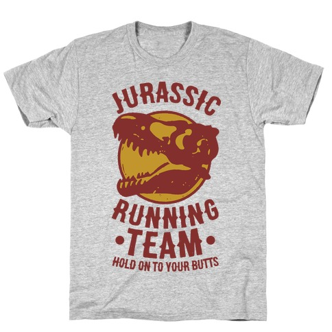 Jurassic Running Team T-Shirt