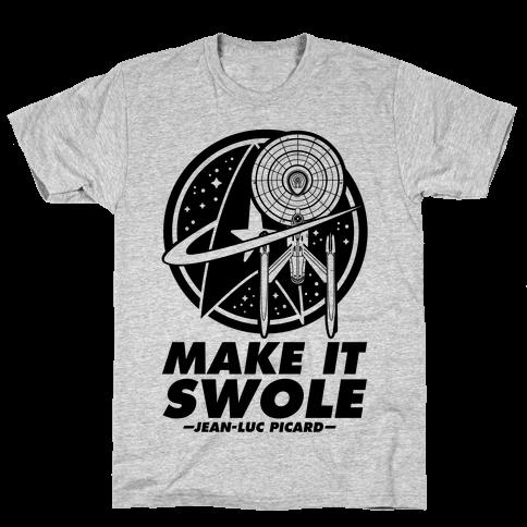 Make It Swole Mens T-Shirt
