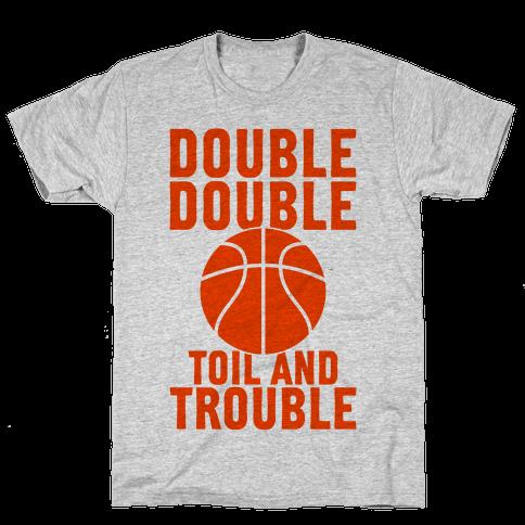 Double Double Mens T-Shirt