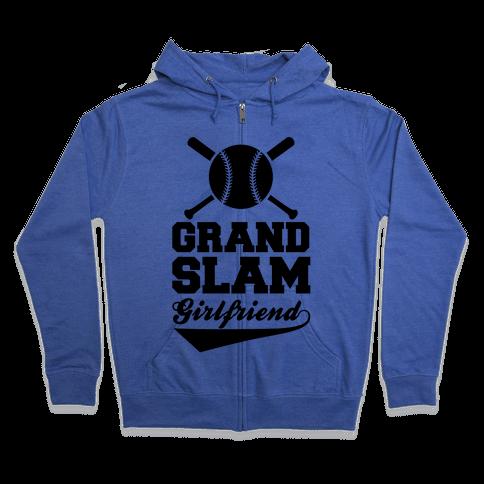 Grand Slam Girlfriend Zip Hoodie