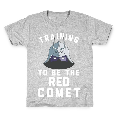 Training To Be The Red Comet Kids T-Shirt