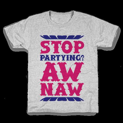 Aw Naw Kids T-Shirt