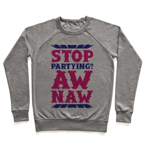 Aw Naw Pullover