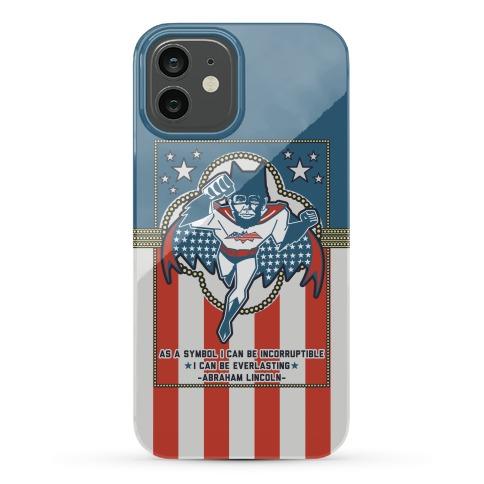 Batman Lincoln Phone Case