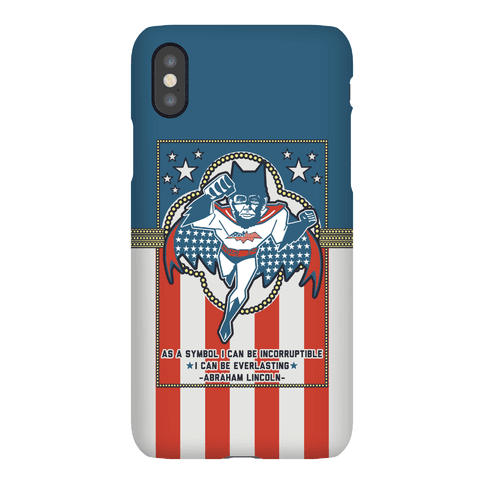 Batman Lincoln Phone Case