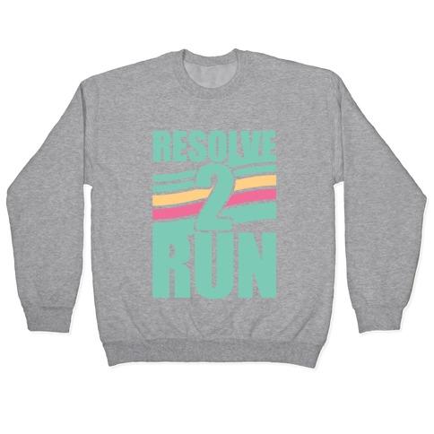 Resolve 2 Run Pullover