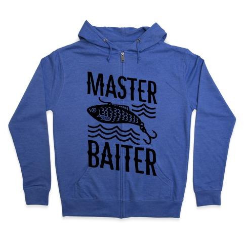 Master Baiter Zip Hoodie