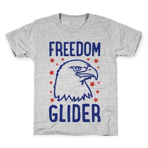 Freedom Glider Kids T-Shirt