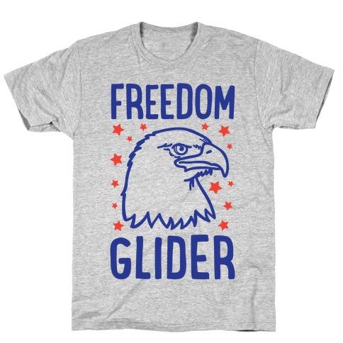 Freedom Glider Mens T-Shirt