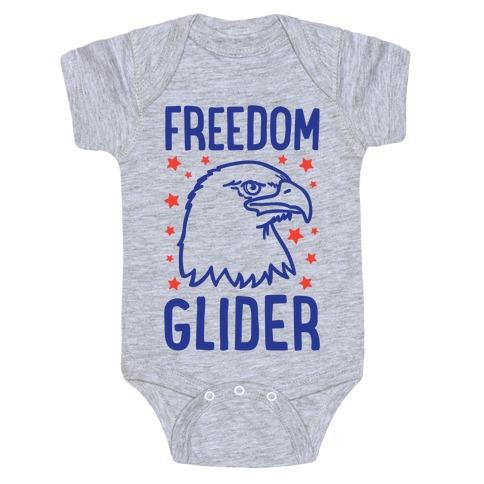 Freedom Glider Baby Onesy