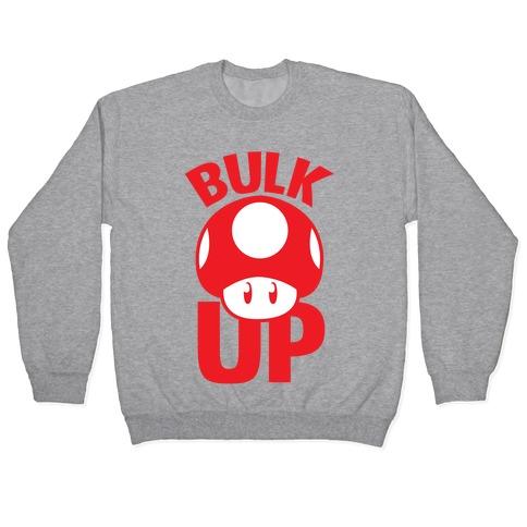 Bulk Up Pullover