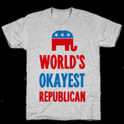 World's Okayest Republican