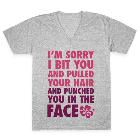 $10 Gift Card V-Neck Tee Shirt